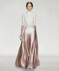 Jenny Packham Fall/Winter 2013 The Road to My Avennyou: Fashion—The Festive Winter Look