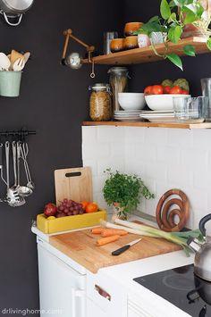 Budget redo of a small rental kitchen
