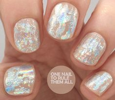 One Nail To Rule Them All: Foil for Avon