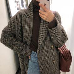 Winter Fashion Outfits, Modest Fashion, Autumn Winter Fashion, Fall Outfits, Casual Outfits, Mode Outfits, Minimal Fashion, Pretty Outfits, Korean Fashion