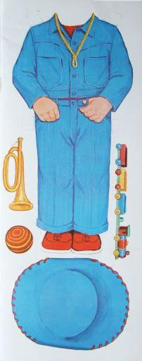 Paper Dolls~Schoolboy Doll - Bonnie Jones - Picasa-Webalben