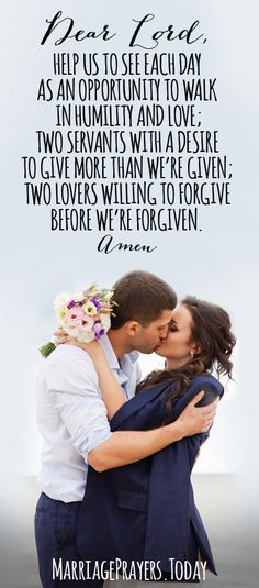 Soulmate and Love Quotes : QUOTATION – Image : Quotes Of the day – Description Soulmate Quotes : QUOTATION – Image : As the quote says – Description For more marriage prayer visit MarriagePrayers. – Sharing is Power – Don't forget to share this quote ! Couples Prayer, Marriage Prayer, Godly Marriage, Marriage Relationship, Happy Marriage, Marriage Advice, Love And Marriage, Prayer Prayer, Quotes Marriage