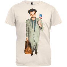 Borat - USA Flag Youth T-Shirt
