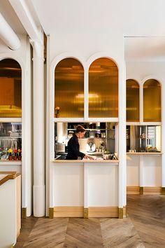 Un restaurante que exalta la riqueza cultural de Alemania y lleva a su capital…