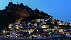 Mangalem night   Berat, Albania   praccus   Flickr