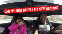 My aunt's reaction in my Camaro SS #Camaro #Chevrolet #Chevy #cars #musclecar #car