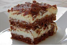 Uz malo truda napravit ćete jako ukusan, sočan i mekan kolač koji će vas osvojiti na pravi pogled. Sigurni smo kako nećete pogriješi...