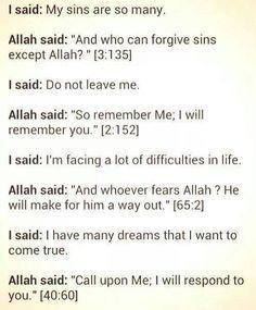 Conversation with Allah. Conversation with Allah. Allah Quotes, Muslim Quotes, Religious Quotes, Quran Quotes Inspirational, Faith Quotes, Quran Quotes Love, Motivational Quotes, Allah Islam, Islam Quran