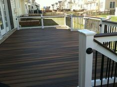 22 Luxury Grey Deck Paint Trends You'll See In 2020 – Home Inspiration and Home … – Modern Design - Modern Deck Stain Colors, Deck Colors, Grey Deck Paint, Dark Deck, Modern Deck, Porch Flooring, Deck Stairs, Deck With Pergola, Black Pergola