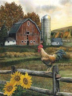 Via Farm Girl by the Sea -fb