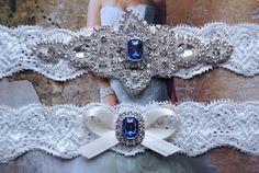 Las ligas mas bonitas para cualquier novia en http://www.diariodeunanovia.es #novias #complementos #accesorios #ligas #ligadenovia #diariodeunanovia #vintage