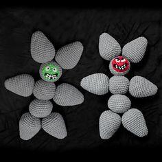Ravelry: Mega Bot (Big Hero 6) Amigurumi Crochet Pattern pattern by Allison McDonough