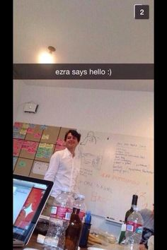 he could sub my class anyday