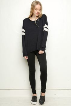 Brandy ♥ Melville | Veena Sweater - Pullovers - Sweaters - Clothing