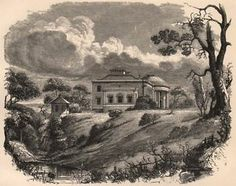 AYRSHIRE: Coilsfield, Tarbolton (Montgomery family) . Scotland; old print 1885 | eBay
