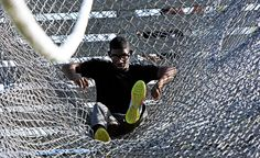 "Young people trying to make the Red Bull Youth America's Cup team took part in team-building exercises at Warwick Camp yesterday. Michael Dunkley and Jeff Baron, the Junior Minister of National Security, met the group and saluted them for seizing ""this once-in-a-lifetime opportunity"". The Premier added: ""They are reaching over boundaries they have never crossed and gaining skills they will have for the rest of their lives, showing us that when opportunity knocks, you must open the door."""