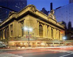 Grand Central Terminal  1 E. 42nd St.  Where we first meet Serena (Ep 101)