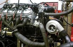 Destroked to make some mad poke. Check out how to build a 332 cubic-inch LS based turbocharged encapsulator, courtesy of TPiS! Gm Trucks, Chevy Trucks, Chevy Motors, Ls Engine, Engine Swap, Crate Motors, Ls Swap, Cool Garages, Crate Engines