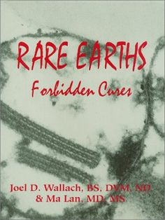 Rare Earths:  Forbidden Cures by Ma Lan http://www.amazon.com/dp/0970149085/ref=cm_sw_r_pi_dp_VCGivb10JXS3V