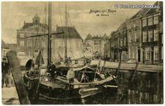 Bergen op Zoom, de Haven
