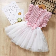 Girl Mesh Dress 2018 New Spring Dresses Children Clothing Princess Dress PinkWoo. - - Girl Mesh Dress 2018 New Spring Dresses Children Clothing Princess Dress PinkWool Bow Design Years Girl Clothes Dress Source by Baby Frocks Designs, Kids Frocks Design, Frocks For Girls, Little Girl Dresses, Dress Girl, Baby Girl Fashion, Kids Fashion, Girls White Shorts, Kids Gown