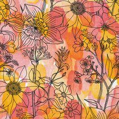 Bouquet ~ Alegria ORGANIC @ Sew,Mama,Sew!
