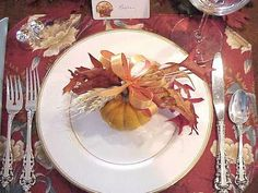 Southern Whimsy: Bring A Little Fall To Your Table