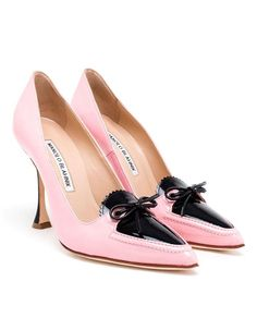 MANOLO BLAHNIK Adam Selman Balumod Pumps. #manoloblahnik #shoes #pumps