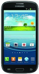 Samsung Galaxy S III 4G Android Phone, Black 16GB (Verizon Wireless) Available from Mobiles-Galore.com