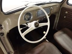 1956 VOLKSWAGEN TYPE 1 OVAL WINDOW BEETLE — Daniel Schmitt & Company