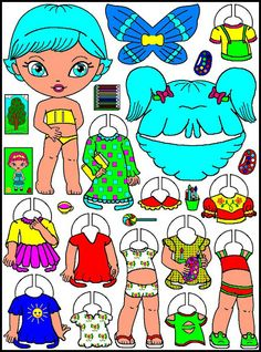 Fairy - paper dolls - Мария Мальцева - Picasa Web Albums