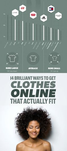 14 Shopping Hacks To Buy Clothes Online That Actually Fit