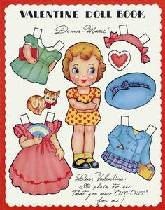 4 FREE Retro Valentine Printables for Kids | Babble