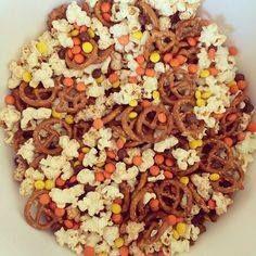 Popcorn d'halloween