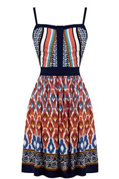 AZTEC PRINT DRESS http://www.warehouse.co.uk/aztec-print-dress/all/warehouse/fcp-product/4453077199