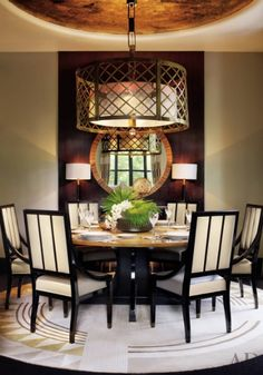 A home in New Delhi designed by jean-louis deniot. Photo :: Robert McLeod, seen in Architectural Digest
