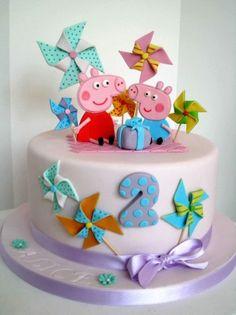 торт свинка пеппа - Поиск в Google
