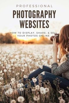 Smugmug vs Photoshelter vs Zenfolio - comparison of the best photography websites for backing up your photos, showing off your portfolio, and selling photography prints. #photographybusiness