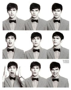 And a pretty face that can be goofy, serious, hell, even shocked! | A Tribute To Every Beautiful Part Of Nicholas Hoult.............................OMG
