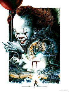 Awesome IT movie poster