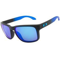 35738320222ce Óculos de Sol Oakley Holbrook Prizm Sapphire Polarized possui Leveza