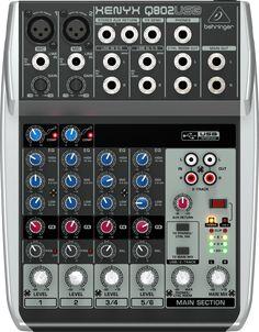 Musiikkia, teknologiaa ja musiikkiteknolgiaa: Pieni mikseri kevyeen keikka- ja äänityskäyttöön: ...