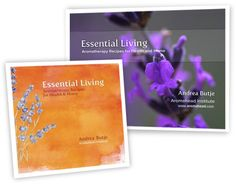 60 easy essential oil recipes to help you create natural, safe and environmentally-friendly products for beauty and skin care, health, travel, green cleaning, and emotional wellness!  Get your copy of Andrea Butje's Essential Living book today! http://www.aromahead.com/blog/essential-living-aromatherapy-ebook/