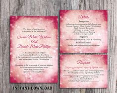 rustic wedding invitation template download printable invitations editable vintage invitations peach pink invitations floral cards diy dg50