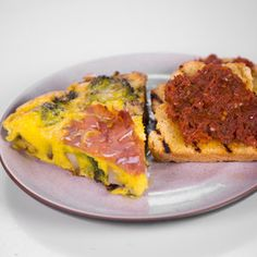 Prosciutto Potato Frittata Mario Batali - The Chew use any leftover vegetables you have on hand