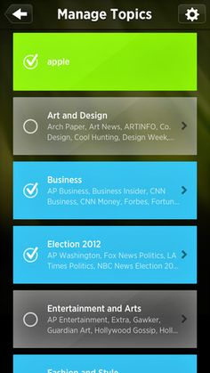 The 10 Most Disruptive News Apps of 2012| PBS Media Shift