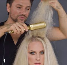 Step-by-Step Technique. Hair: Ruslan Tatyanin for ALFAPARF MILANO, Photo: Yenisel