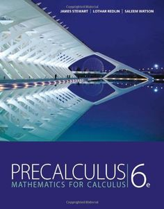 69 best professional and technical images on pinterest bestseller precalculus mathematics for calculus fandeluxe Gallery