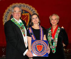 Highlawn Pavilion congratulates Sharon Sevrens, proprietor of Amanti Vino, on her induction into the Chaine Des Rotisseurs.