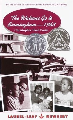 "READ BOOK ""The Watsons Go to Birmingham - 1963 by Christopher Paul Curtis""  authors thepiratebay iphone format how read direct link flibusta eReader"